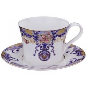 Чайный набор фарфор Lefard 264-719 на 1 персону 2 предмета