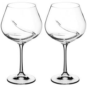 674-631 Бокалы д/вина 2шт/570мл Турбулен