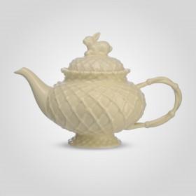 Чайник c кроликом фарфор LEFARD АН367KB31-10.25 бежевый 25,5 х 15,3 х 16,5 см
