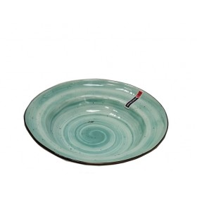 Тарелка глубокая фарфор PL Proff Cuisine OCEAN FUSION 73024324 350 мл/23 см