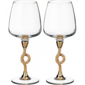 661-042 Набор бокалов д/вина 2шт/370мл