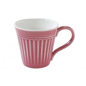 Кружка керамика EL темно-розовая EL-R1865 ABDP 0,35л