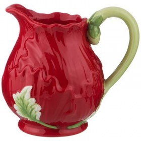 358-1460 Кувшин 1л Маков.цвет
