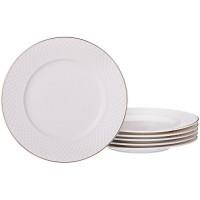 359-375 Набор тарелок 6шт/19см Диаманд Г