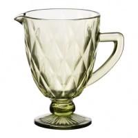 Графин стекло Royal Classics 42426 зеленый 1 л