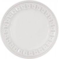 Тарелка универсальная керамика Matceramica MC-F566300005D0053 белая 22 см