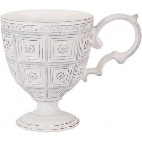 Кружка керамика Matceramica белая MC-F566500005D0053 0,35л