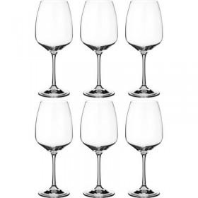674-632 Бокалы д/вина 6шт/560мл GISELLE