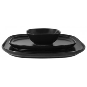 Набор форм для сервировки фарфор Maxwell & Williams MW655-AW0406 черный 3 предмета