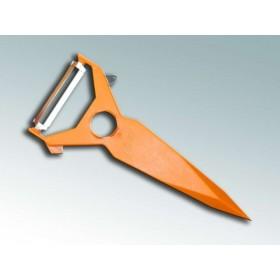 3500440 Нож треугольный оранжевый TREND