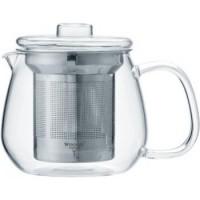 Чайник заварочный стекло металл Winner WR-5220 прозрачный 650 мл
