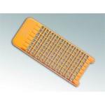 Терка Borner BABY-GRATER 3000025 пластик оранжевая