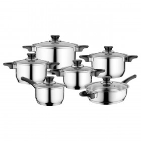 БГ 1100244 Набор посуды 12пр.Gourmet