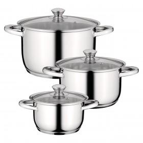 Набор посуды 6пр.Gourmet БГ 1100245