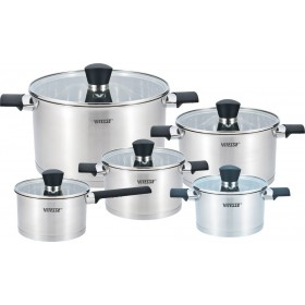 VS-2086 Набор посуды 10пр.VITESSE