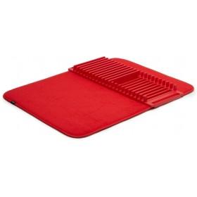 330720-505 Коврик для сушки посуды красный