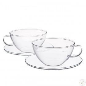 Набор чайных пар Saturn Simax 300 мл (2 шт) 45742