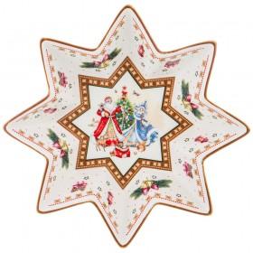 586-447 Салатник 17см CHRISTMAS